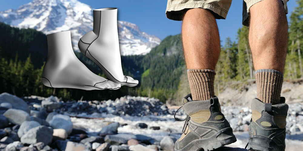 Armaskin Anti-Blister Socks Great for long motorcycle rides and city commutes