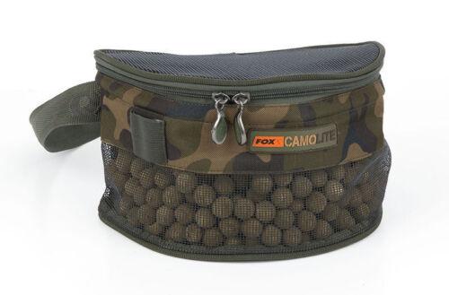 Fox NEW CamoLite Boilie Bum Bag CLU317