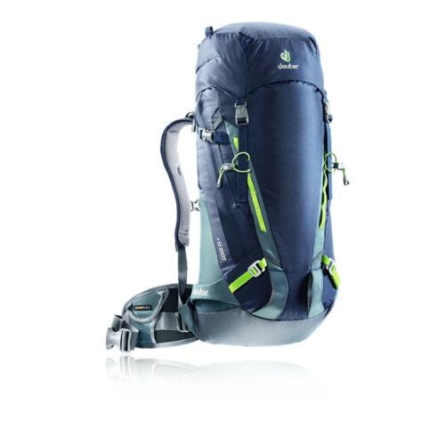 Deuter Unisex GUIDE 35 Zaino Navy Blu Sport All/'aperto Impermeabile Traspirante