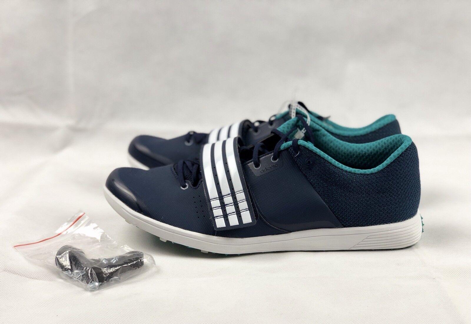 Adidas Performance Adizero TJ/PV Triple Jump Pole Vault Sz 12.5 AF5664 Brand discount