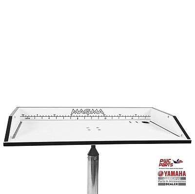 Magma Levelock Bait Filet Mate Table With Mount Sbt T1031