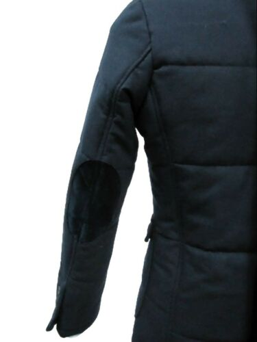 Lana Stretch Trapunta Con Uomo Italy Giubbotto Giacca Fit Toppe In New Made Slim qa0Rgw4