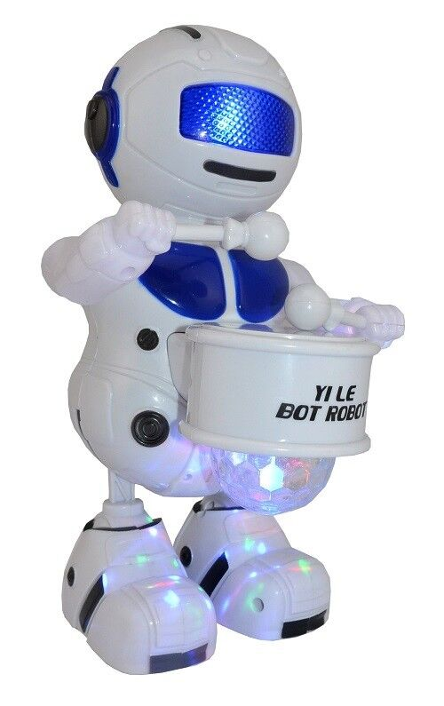 Bot Robot Pioneer 1 - Music, Dance and Light Effects - Dynamic Rhythm