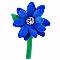 Daisy Flower For Vw Beetle Blue Logo Fits Vase Original Vw Part