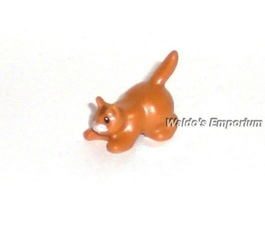 Medium Dark Flesh Cat Mrs Norris 4842 New Lego Harry Potter MiniFigure Animal