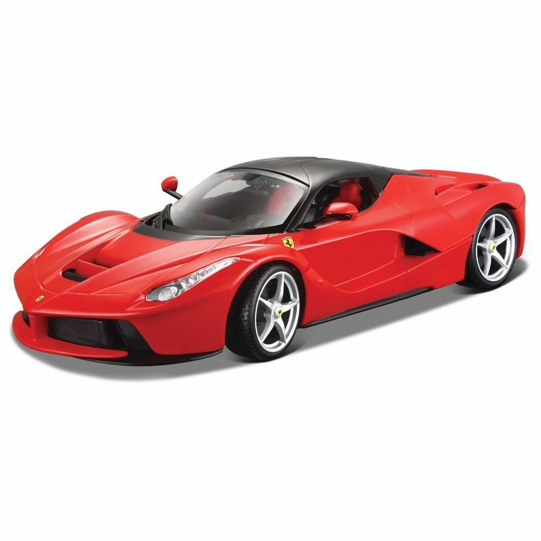 Bburago 1,18 ferrari laferrari ein diecast modell rcing auto fahrzeug - spielzeug new in box