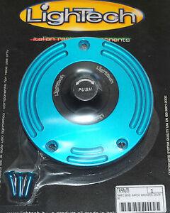 bouchon réservoir 1/4 de tour Bleu/noir LIGHTECH KAWASAKI ZX-10R ZX-6R Z1000 Er6