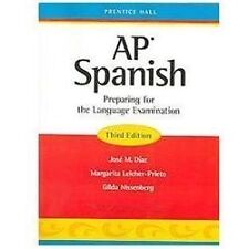 Ap* Spanish Preparing For The Language Examination by Education Free Priority