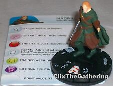 MADRIL #008 Lord of the Rings: The Return of the King LotR HeroClix