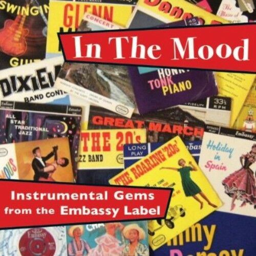 1 of 1 - Various Artists - In the Mood: Instrumental Gems from the Embassy [New CD]