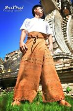 Burmesische Fisherman Hose 100% Baumwolle 1103