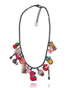 Necklace-Cat-Gourmand-Pink-Candy-Mouse-Vial-Glass-lol-bijoux-Paris