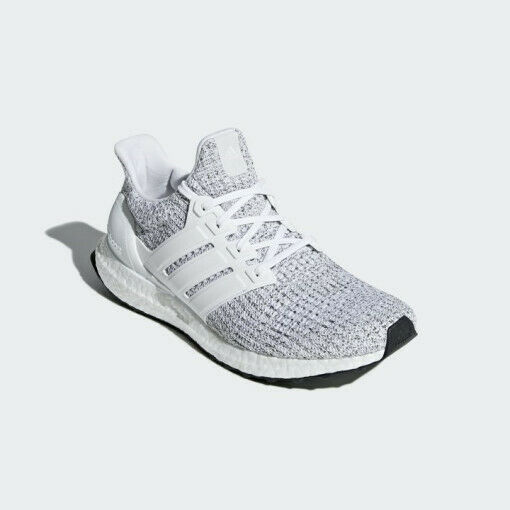 Adidas Ultra Boost (F36155) - Cloud White  Grey, Men's Sneakers Running shoes