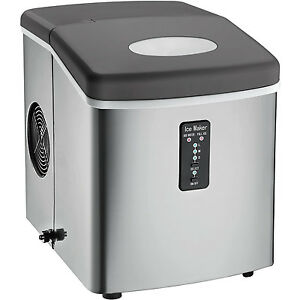 Details about Igloo ICE103 Counter Top Ice Maker with Over-Sized Ice ...