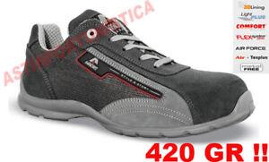 moda di vendita caldo prezzo più basso scarpe eleganti Dettagli su scarpe antinfortunistiche superleggere ultraleggere leggere  traspiranti aimont