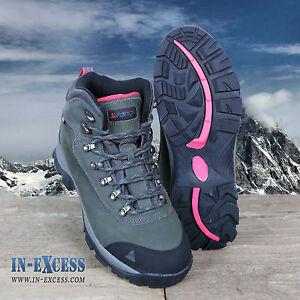 85ac7902305 Details about Vango Pumori Womens Walking/Hiking Boots Waterproof  Charcoal/Pink UK 3 5 6 7 8 9