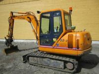 Hyundai Robex R55-3 55-3 Crawler Excavator Workshop Service Repair Manual