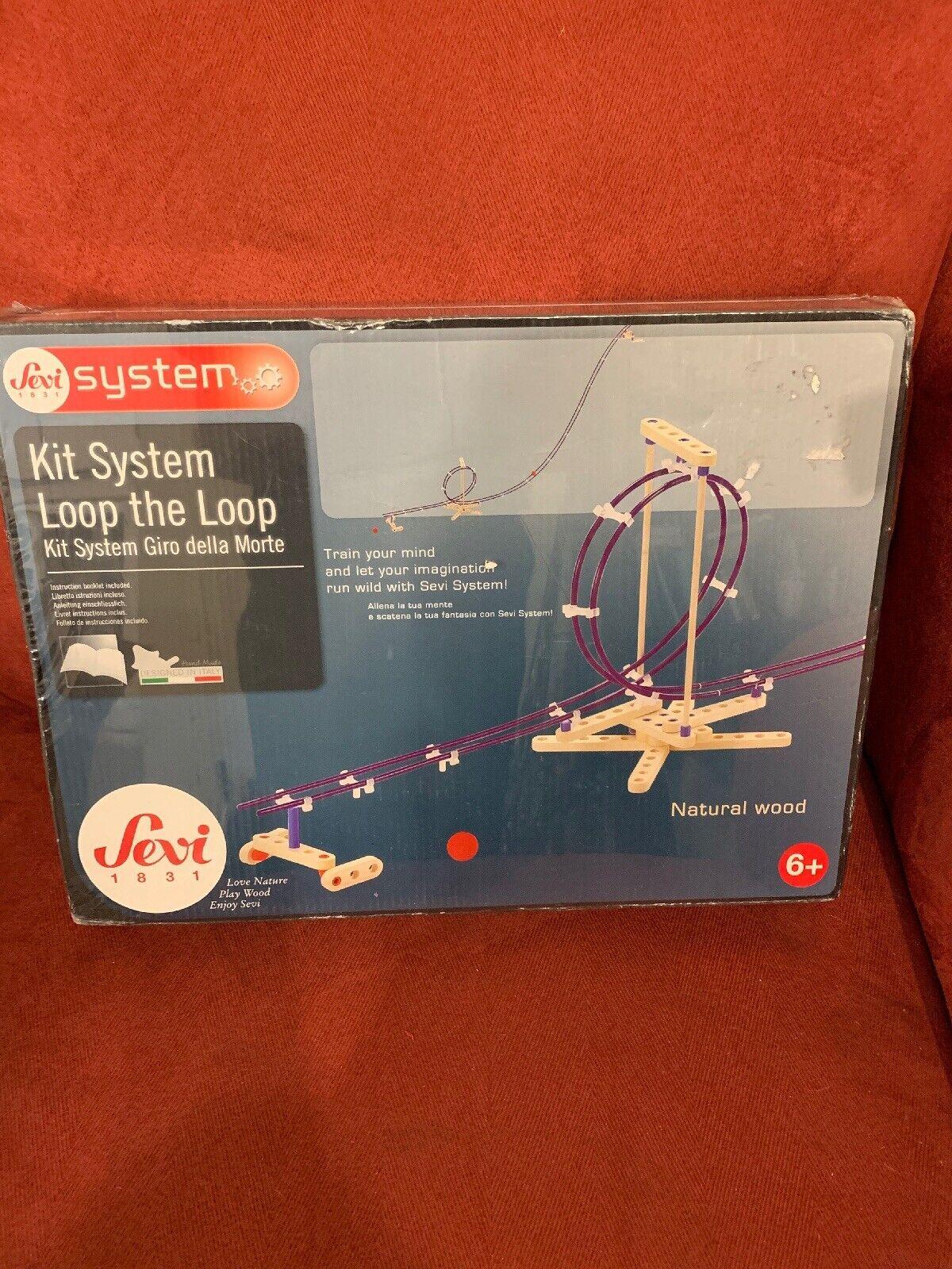 Sevi système Kit Système Loop the Loop  82757+82758 très rare  100% de contre-garantie authentique