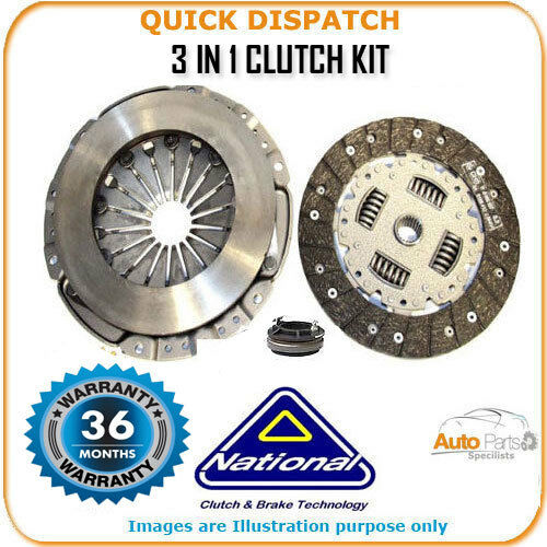 3 IN 1 CLUTCH KIT  FOR ROVER MONTEGO CK9075