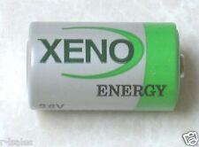 4 NEW XENO 1/2 AA 3.6v LITHIUM BATTERY XL-050F LS 14250 EXPIRE 2026