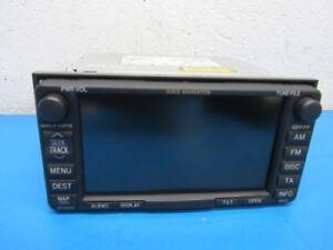 TOYOTA-AVENSIS-COROLLA-LAND-CRUISER-NAVIGATION-RADIO-NAVI-GPS-SAT-NAV-B9010