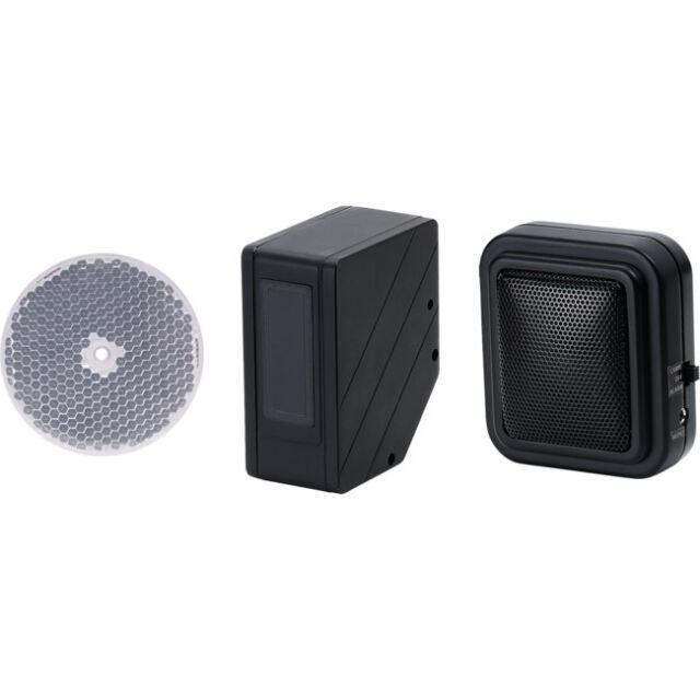 DOSS DEA7WL2 Compact Wireless Door/Beam Entry Alarm System w 100m Wireless Range