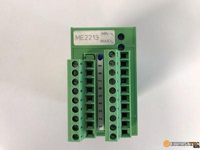 Mosca ME 2738R Motorsteuerung Phoenix Contact