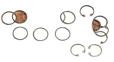 Eastern Motorcycle Parts Piston Pin Clips 10pk A-22589-83*