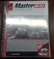 mastercam x2 with solidworks training guide mill 2d ebay rh ebay com Mastercam X7 for SolidWorks SolidWorks Machining
