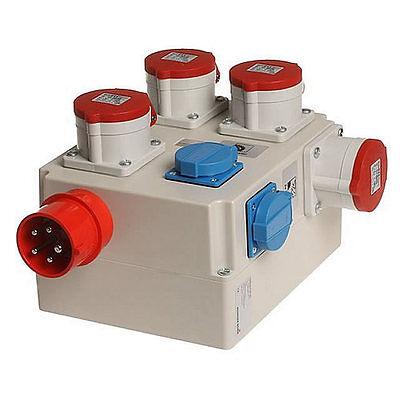 Einschaltautomatik für 3Ph-400V / 230V, Nr.: 0098.3909