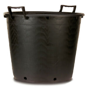 Heavy duty extra large plastic plant container tree pot Extra large pots for plants