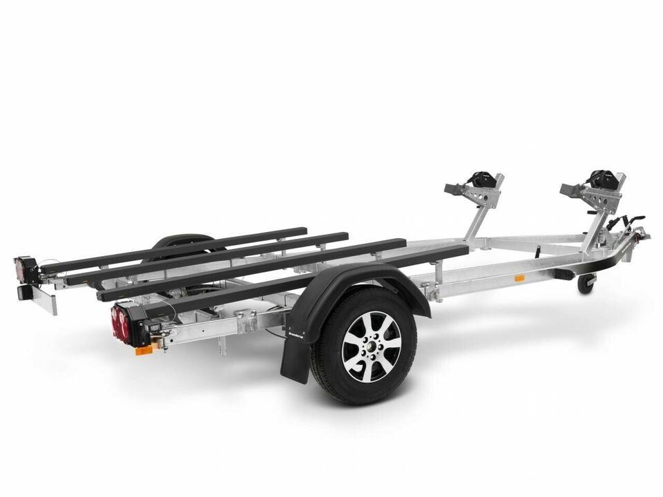 Trailer, Brenderup Brenderup - 2 Vandscootere, lastevne