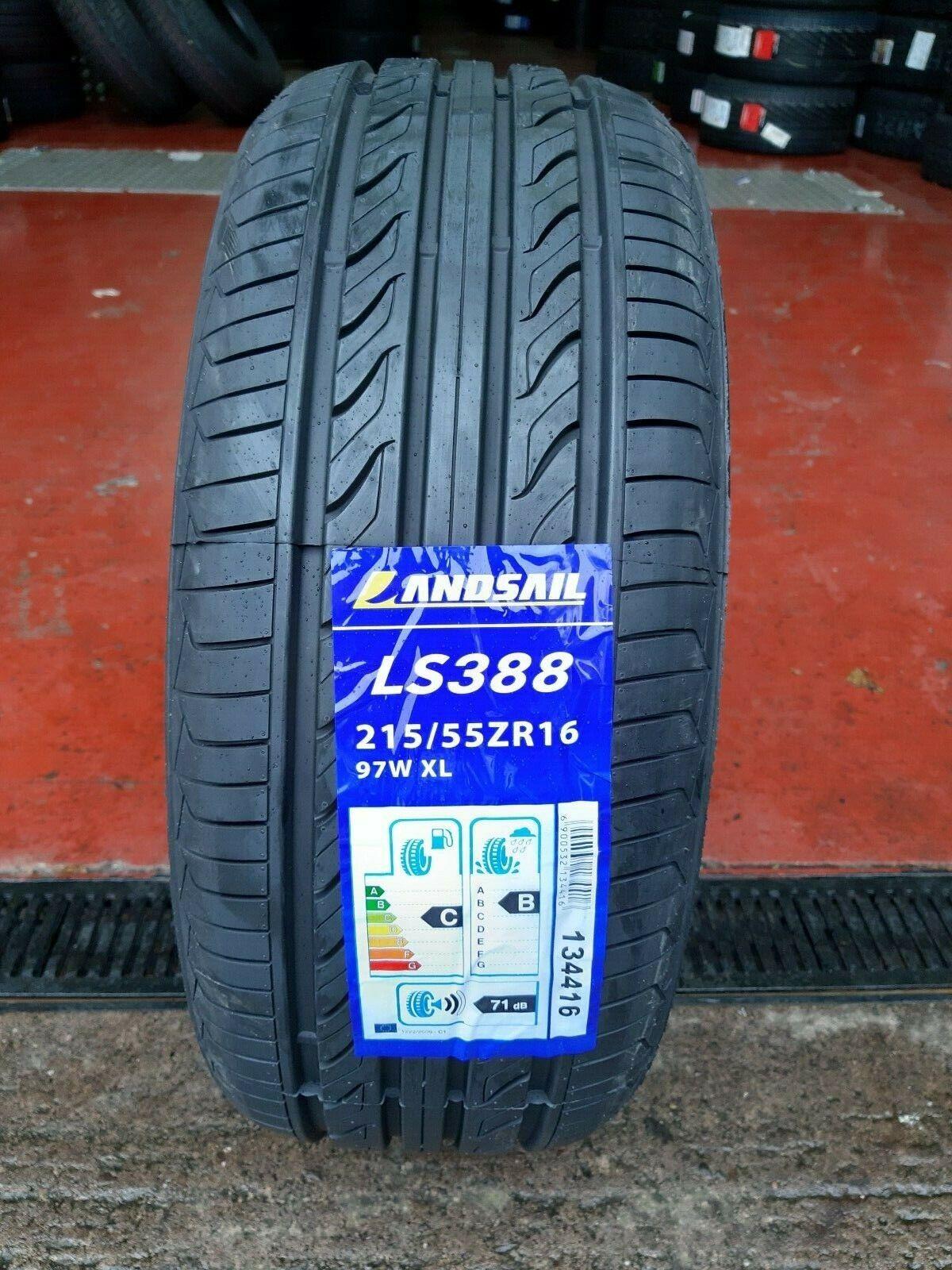 Tyre Size 215 55 R 16 97 W Nankang NS