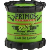 Primos The Original Can With True Grip Estrus Bleat Deer Buck Game Call 7062