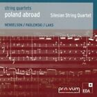 Poland Abroad String Quartets 4012476000343 by Mendelson CD