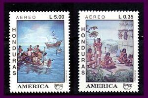 HONDURAS-1992-TEMA-AMERICA-UPAEP-799J-K-DESCUBRIMIENTO-AMERICA-2v