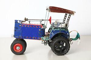 Trek-Tractor-Tractor-with-Marklin-Stabilbaukasten-1-Motor-for-Hobbyists-108127