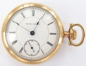 1886-VERY-RARE-JOSEPH-JERGER-ILLINOIS-WATCH-CO-18S-11J-POCKET-WATCH