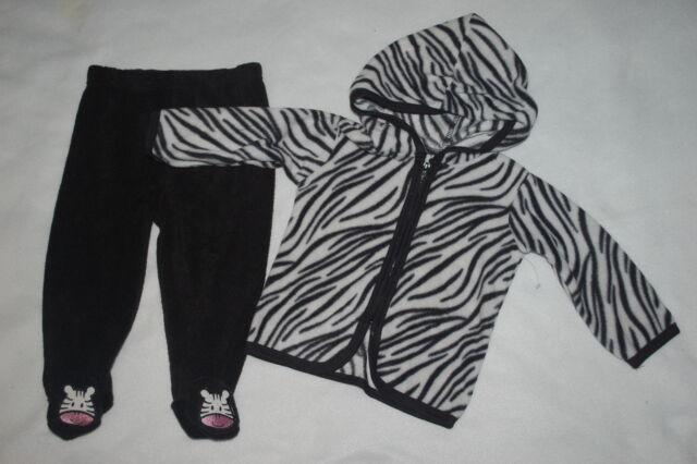 Black white jacket with zipper Zebra Sale