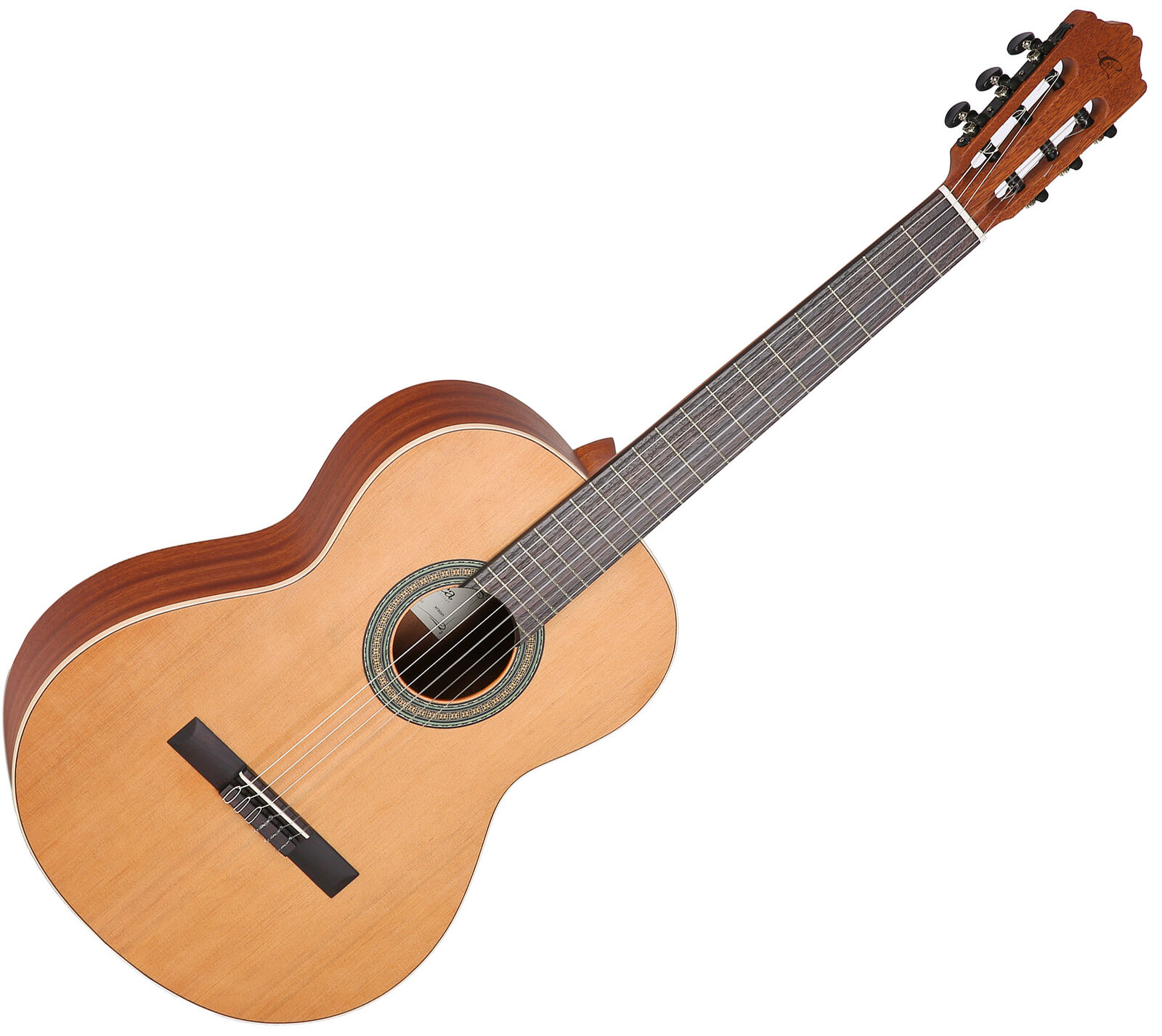 Cuenca 5 Classical Nylon Guitar Classic Solid rot Cedar Top Mahogany Spain