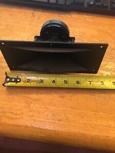 REALISTIC-HORN-TWEETER-SH-25-Mach-Three-6-Ohms-Speaker-DIY-Used