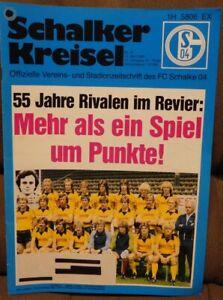 FC Schalke 04 Schalker Kreisel 12.04.1980 Bundesliga Derby Borussia Dortmund 460