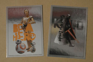 CINEWORLD-Topps-STAR-WARS-THE-RISE-OF-SKYWALKER-Movie-Exclusive-Promo-Cards