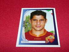 354 CICINHO  AS ROMA UEFA PANINI FOOTBALL CHAMPIONS LEAGUE 2007 2008