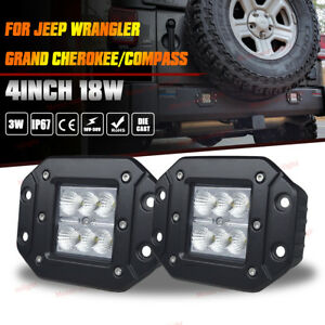 for jeep wrangler cherokee flush mount backup reverse rear bumper Jeep Commander LED image is loading for jeep wrangler cherokee flush mount backup reverse