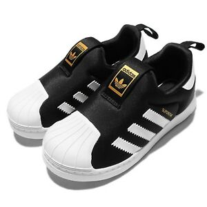 adidas-Originals-Superstar-360-I-Black-White-TD-Toddler-Infant-Baby-Shoes-S82711
