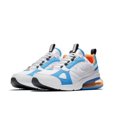air max 270 white orange blue