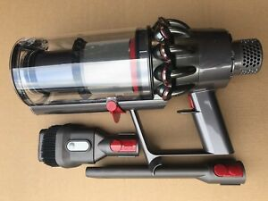 genuine dyson v10 main body motor cyclone v10 animal v10 ebay. Black Bedroom Furniture Sets. Home Design Ideas
