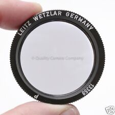 Leica E44 44mm Linear Polarizing Filter (13358) - SCREW-IN - ROTARY - EXCELLENT