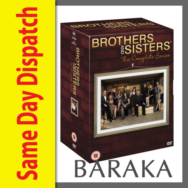 Brothers and Sisters Season Series 1 2 3 4 5 NEW DVD BOX SET R4
